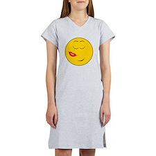 smiley107.png Women's Nightshirt