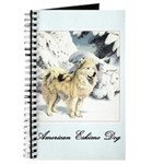 Eskimo Dog Art Journal