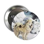 Eskimo Dog Art 2.25