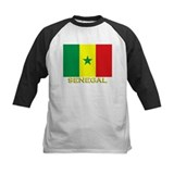 Senegal Flag Gear Tee