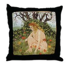 Maia throw pillow