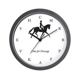 Time for Dressage Clock (small)
