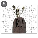 tombstone and skeleton design.png Puzzle