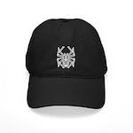 tribal spider design.png Black Cap