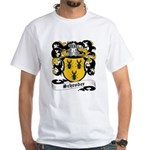 Schroder Coat of Arms White T-Shirt