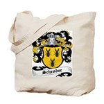 Schroder Coat of Arms Tote Bag
