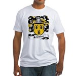 Schroder Coat of Arms Fitted T-Shirt