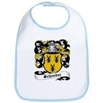Schroder Coat of Arms Bib