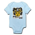 Schroder Coat of Arms Infant Creeper