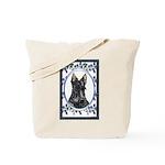 Scottish Terrier Designer Tote Bag 2