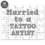 TATTOO ARTIST.png Puzzle