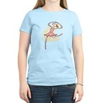 ballerina Women's Light T-Shirt