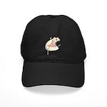 ballerina Black Cap