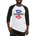 RELIGIOUS EVOLUTION Baseball Jersey