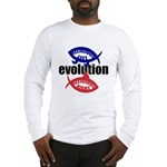 RELIGIOUS EVOLUTION Long Sleeve T-Shirt