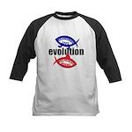 RELIGIOUS EVOLUTION Kids Baseball Jersey
