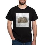 funny little bear copy.jpg Dark T-Shirt