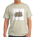 funny little bear copy.jpg Light T-Shirt