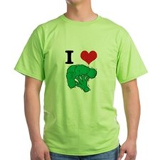 3-broccoli.jpg T-Shirt