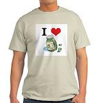 green olives.jpg Light T-Shirt