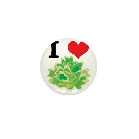 lettuce.jpg Mini Button (100 pack)