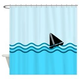 Sailing, Sailing Shower Curtain