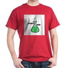 science nerd beaker.jpg T-Shirt