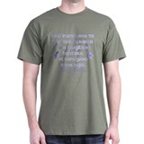 Affairs of Dragons (Latin) T-Shirt