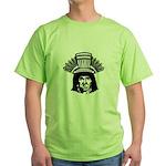 indian head copy.jpg Green T-Shirt