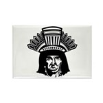 indian head copy.jpg Rectangle Magnet (10 pack)