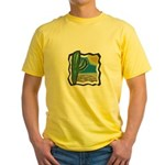 cactus scene copy.jpg Yellow T-Shirt