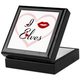 Cute Elves Keepsake Box