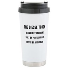 The Diesel Truck Ceramic Travel Mug