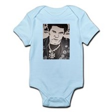 Darby Crash The Germs Infant Bodysuit