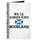 We Will Always Have Scotland Journal