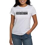Boob Viewer Counter Women's T-Shirt