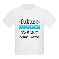 Personalized Future Soccer Star T-Shirt
