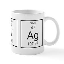 Periodic Table SWAg Mug