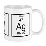 Periodic Table SWAg Small Mugs