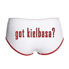 got kielbasa? Women's Boy Brief