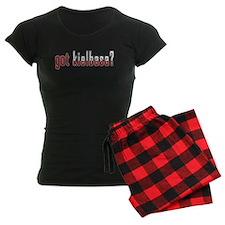 got kielbasa? Flag Pajamas