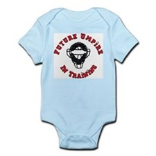 Future Umpire Infant Creeper