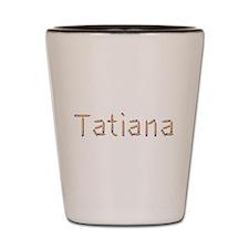 Tatiana Pencils Shot Glass