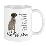 Mastiff Mom Small Mugs