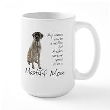 Mastiff Mom Ceramic Mugs