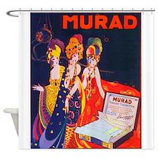 ART NOUVEAU Shower Curtain