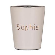 Sophie Pencils Shot Glass