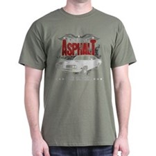 Kicking Asphalt - Super Bee T-Shirt