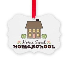 Cute Homeschool Ornament