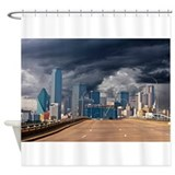 Storms Brewin TGP_6205.jpg Shower Curtain